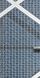 hong kong building highrise glass modern