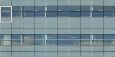 facade building highrise high rise office window windows glass