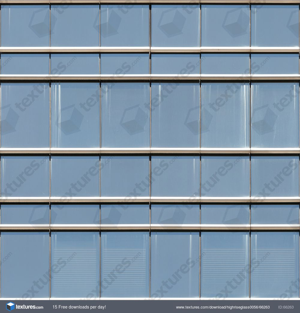 Glass facade texture  HighRiseGlass0056 - Free Background Texture - facade building ...