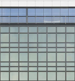 building office glass