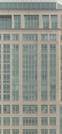 china building facade highrise office modern glass