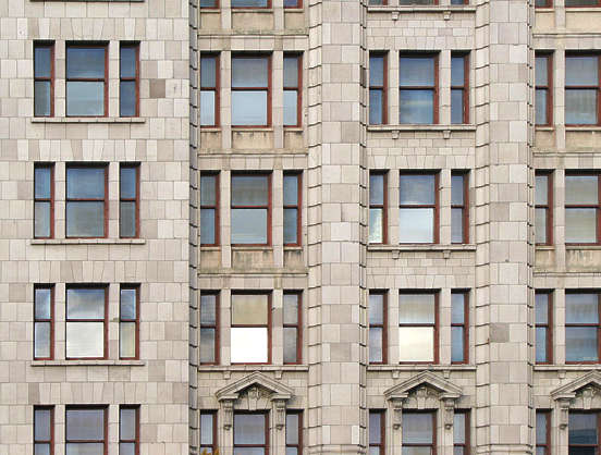 building facade highrise appartments ornate