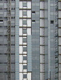 highrise under construction plates