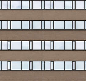 building facade highrise high rise window windows office