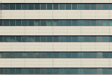 building facade highrise high rise windows office