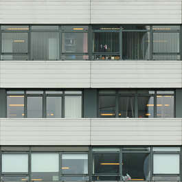 highrise high rise flat window windows office