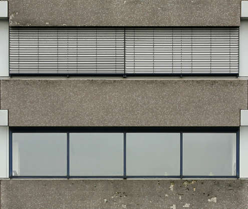 facade building highrise high rise office window windows