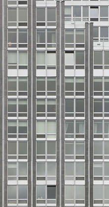 new york ny united states usa building facade office highrise