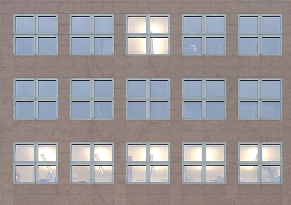 building facade office highrise
