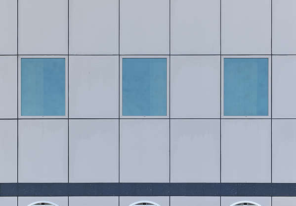 saudi arabia dubai middle east building highrise tiles facade office