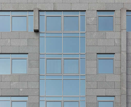 building facade office window windows highrise