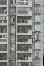 china asian asia building highrise residential apartment apartments