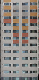 china building facade highrise towerblock residential