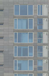 china building facade highrise office residential