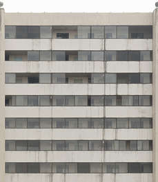 china building facade highrise residential