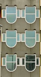 highrise high rise flat window windows appartment appartments