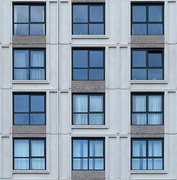Highriseresidential0084 Free Background Texture