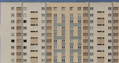 residential building facade highrise high rise