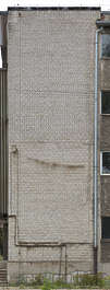 brick bricks modern bare industrial facade