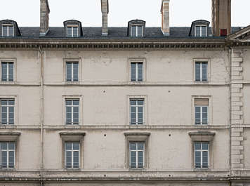 buildings facade house tall ornate france neoclassical historical