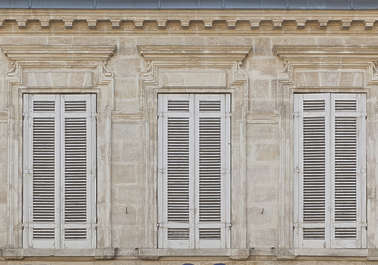 building historical windows france shutters neoclassical