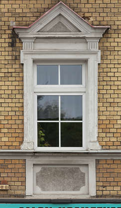 window neoclassical
