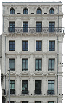 building facade window neoclassical historical