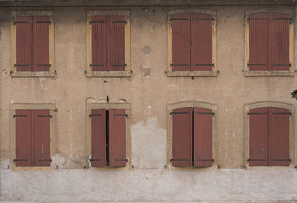 building house old windows belgium derelict