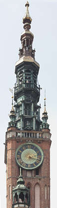 building facade church tower ornate
