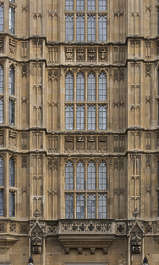 ornate westminister UK london building facade westminster Parliament