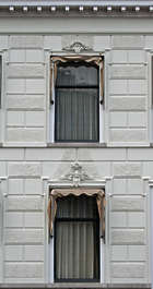 window building facade house old ornate