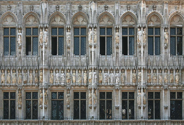 building facade ornate ornament old
