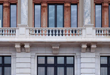balcony ornament ornate