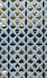 pattern ornament facade building