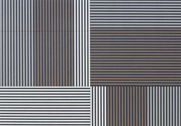 building facade panels modern stripes china