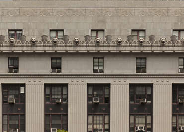 new york ny united states usa building facade official ornate