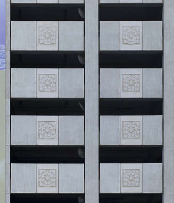 saudi arabia dubai middle east building facade tall residential