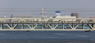 japan asia bridge building