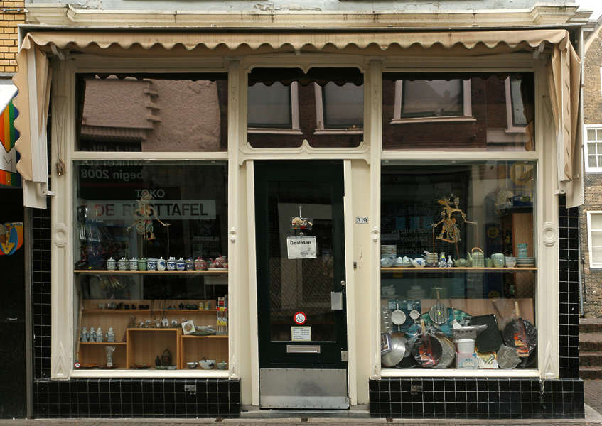 Shops0053 Free Background Texture Shops Facade Shop