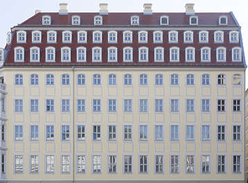 building facade residential germany