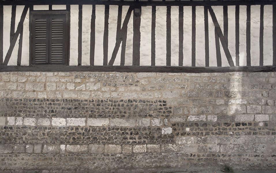 Buildingstudor0097 Free Background Texture Brick Loam
