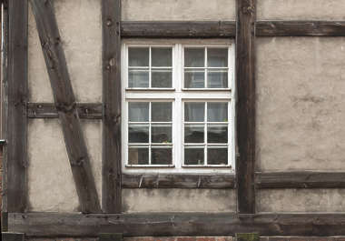 window tudor old