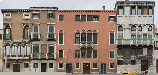 italy venice facade building windows buildings