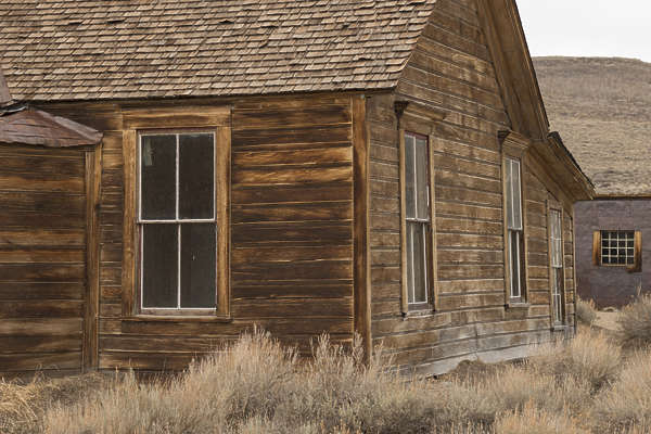 USA Bodie ghosttown ghost town old western goldrush desert arid building wooden house bodie_007