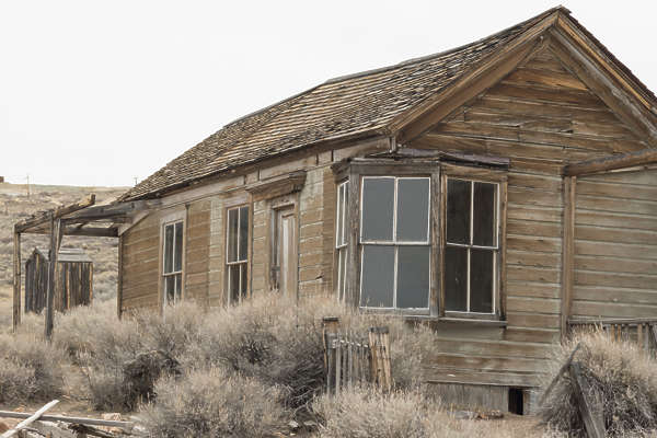 USA Bodie ghosttown ghost town old western goldrush desert arid bodie_013 building wooden house