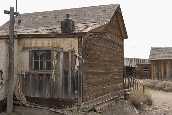 USA Bodie ghosttown ghost town old western goldrush desert arid building wooden house bodie_012