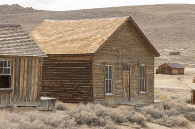 USA Bodie ghosttown ghost town old western goldrush desert arid building house bodie_018