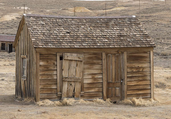 USA Bodie ghosttown ghost town old western goldrush desert arid building wooden house bodie_017