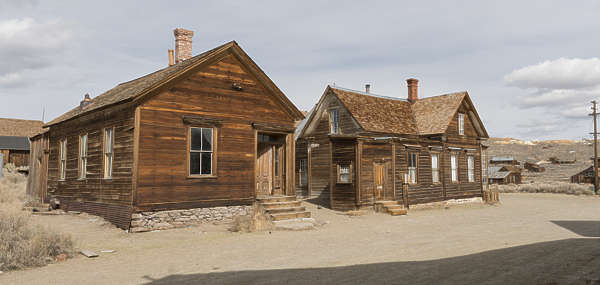 USA Bodie ghosttown ghost town old western goldrush desert arid buildings wooden