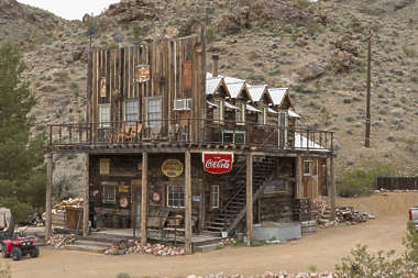 USA nelson ghost town ghosttown building wooden old